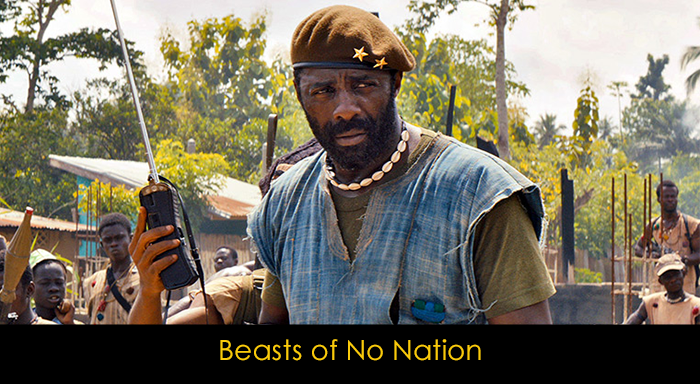 En İyi Netflix Filmleri - Beasts of No Nation