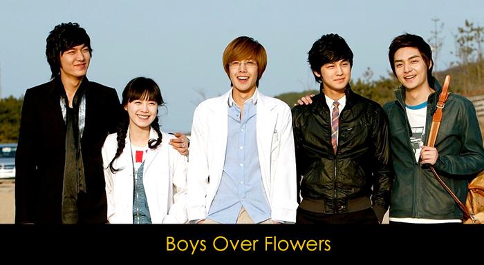 En İyi Kore Dizileri - Boys Over Flowers