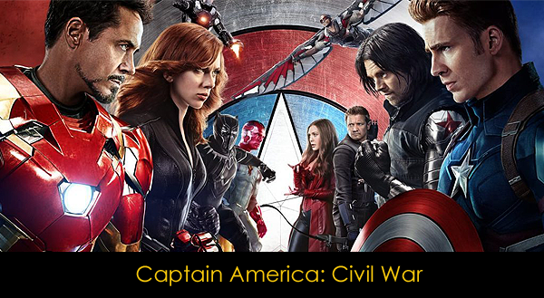 Captain America: Civil War filmi konusu