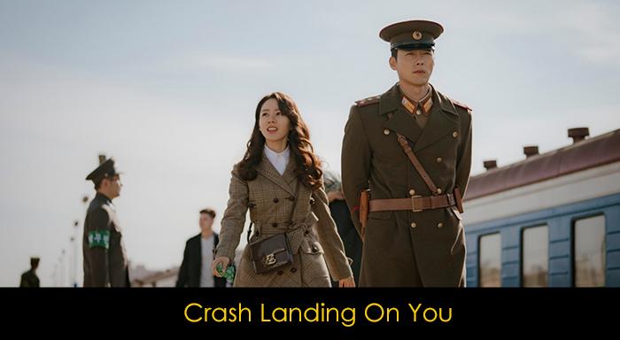 En İyi Kore Dizileri - Crash Landing On You
