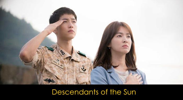 En İyi Kore Dizileri - Descendants of the Sun