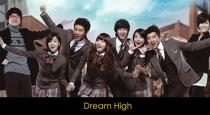 En İyi Kore Dizileri - Dream High