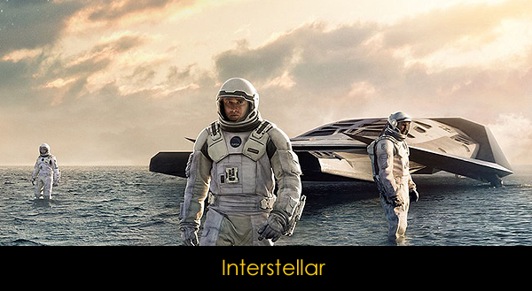Christopher Nolan Filmleri - Interstellar