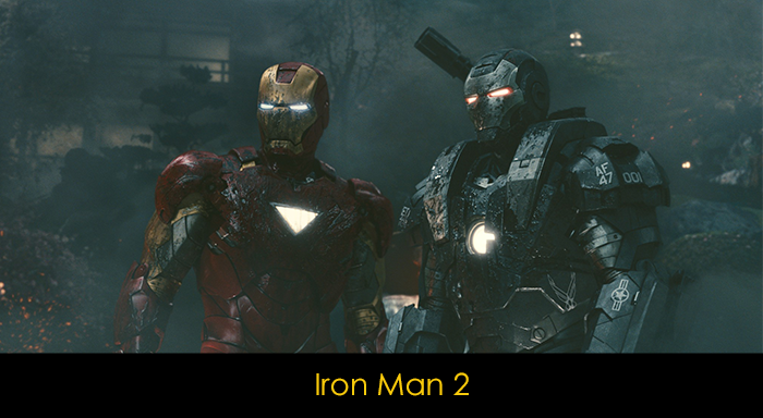 Marvel Filmleri - Iron Man 2