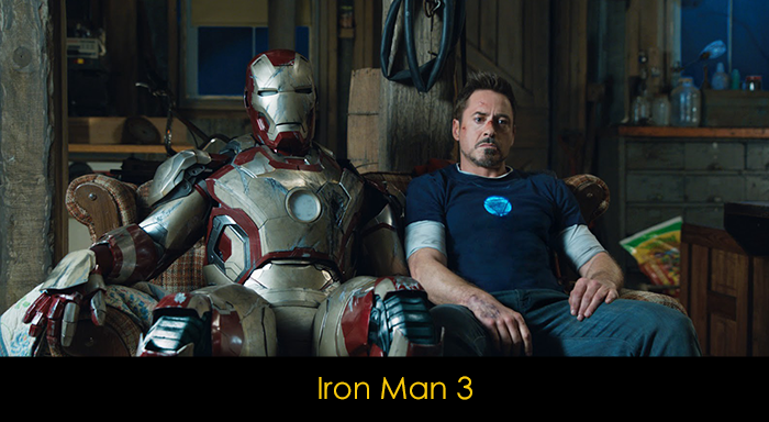 Marvel Filmleri - Iron Man 3