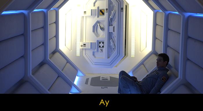 Uzay Filmleri - Ay