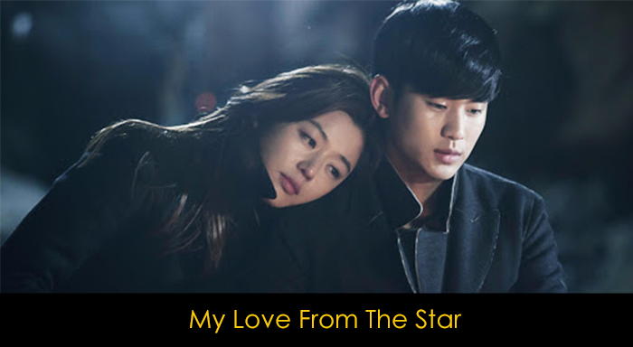 En İyi Kore Dizileri - My Love From The Star