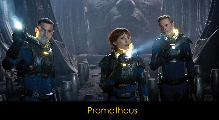 Uzay Filmleri - Prometheus