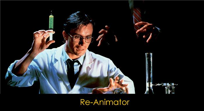 En İyi Zombi Filmleri - Re-Animator