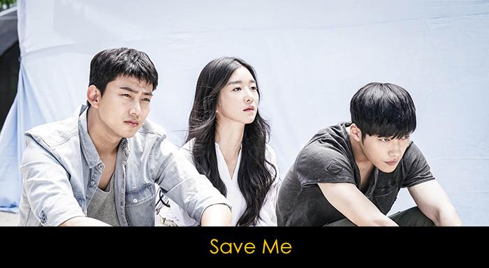 En İyi Kore Dizileri - Save Me