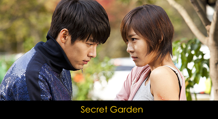 En İyi Kore Dizileri - Secret Garden