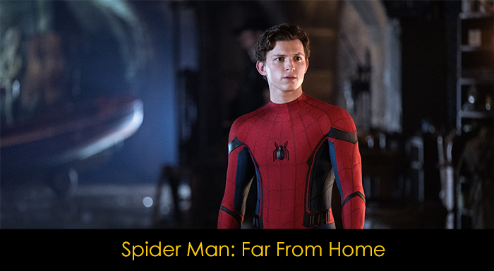 Marvel Filmleri - Spider Man: Far From Home