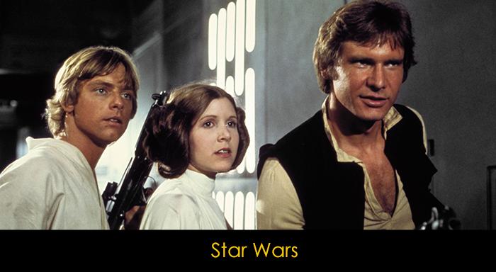 Uzay Filmleri - Star Wars