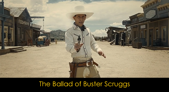 En İyi Netflix Filmleri - The Ballad of Buster Scruggs