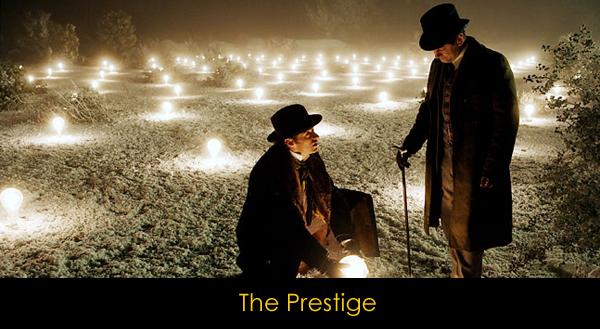 the prestige filmi