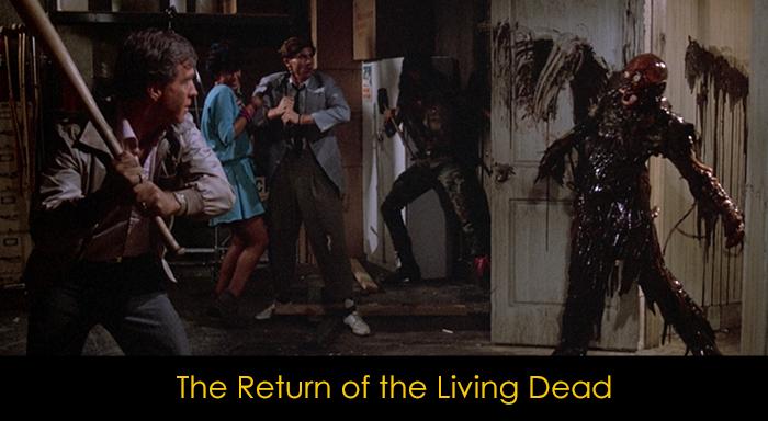 En İyi Zombi Filmleri - The Return of the Living Dead