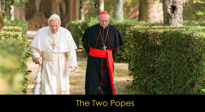 Netflix Filmleri - The Two Popes
