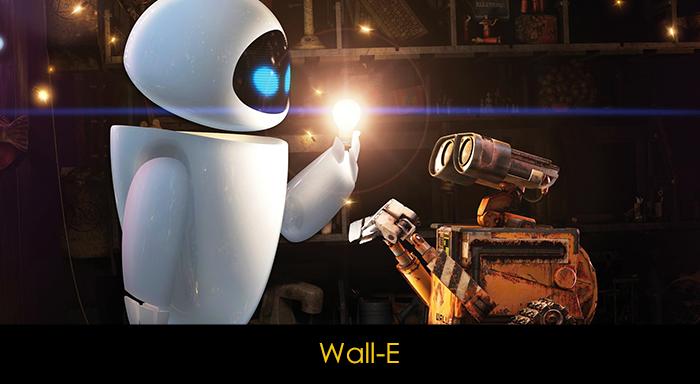 Uzay Filmleri - Wall-E