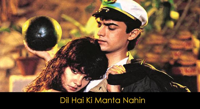 En İyi Aamir Khan Filmleri - Dil Hai Ki Manta Nahin
