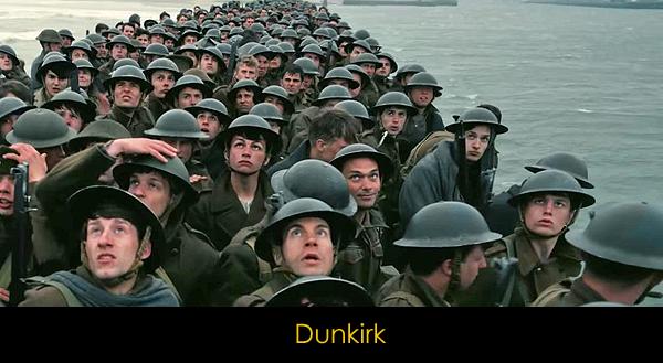 Dunkirk incelemesi
