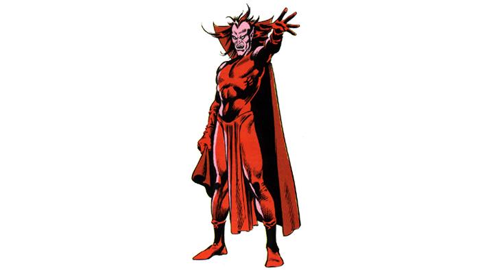 en güçlü marvel karakterleri - mephisto