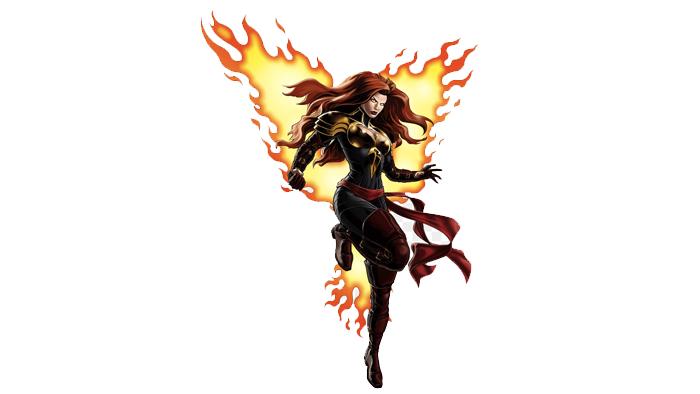 en güçlümarvel karakterleri - phoenix force