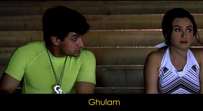 En İyi Aamir Khan Filmleri - Ghulam