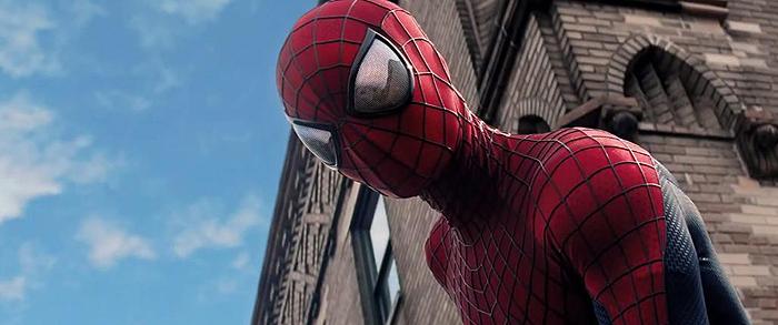 en iyi örümcek adam filmleri - inanılmaz örümcek adam 2