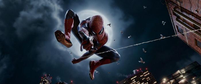 en iyi örümcek adam filmleri - inanılmaz örümcek adam
