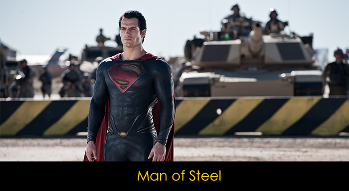 Chrisstopher Nolan Filmleri - Man of Steel