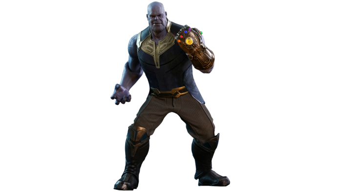 marvel karakterleri - thanos