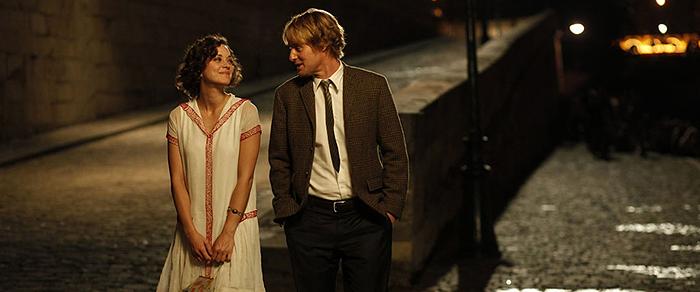 Midnight in Paris film incelemesi