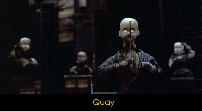 Chrisstopher Nolan Filmleri - Quay