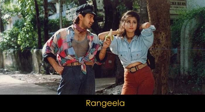 En İyi Aamir Khan Filmleri - Rangeela
