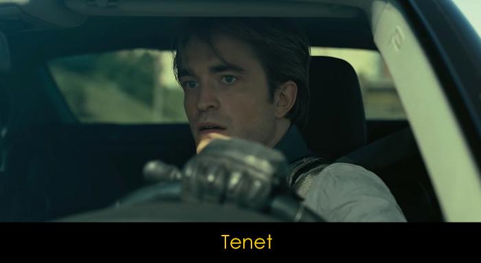 Chrisstopher Nolan Filmleri - TENET