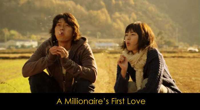 a millionaire's first love film incelemesi