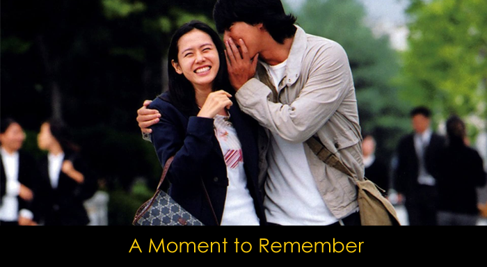 A moment to remember film incelemesi