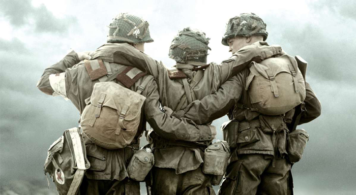 Band of brothers inceleme