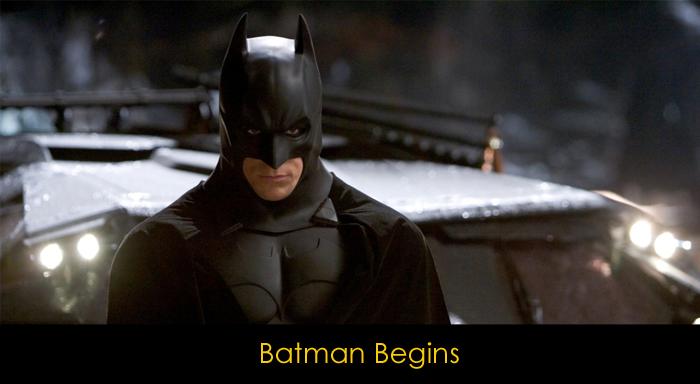 Batman Begins - Batman Serisi Filmleri