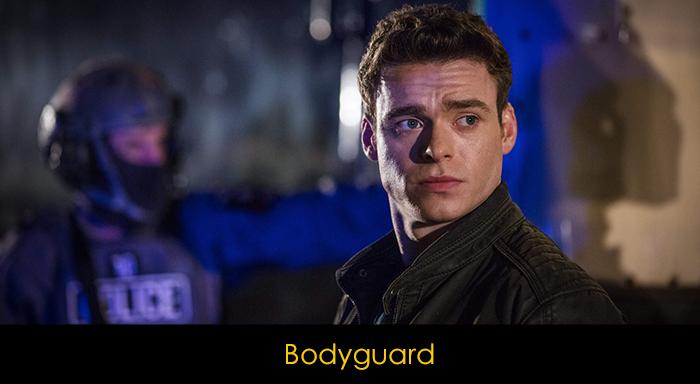 En İyi İngiliz Dizileri - Bodyguard