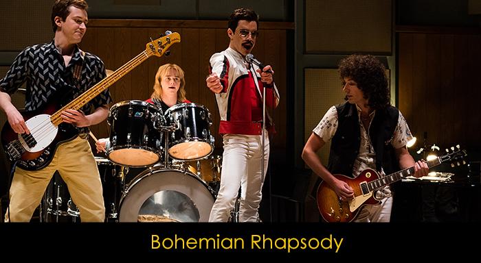 En İyi Biyografi Filmleri -  Bohemian Rhapsody