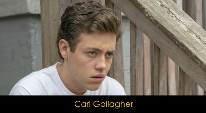 Carl Gallegher - Shameless Oyuncuları