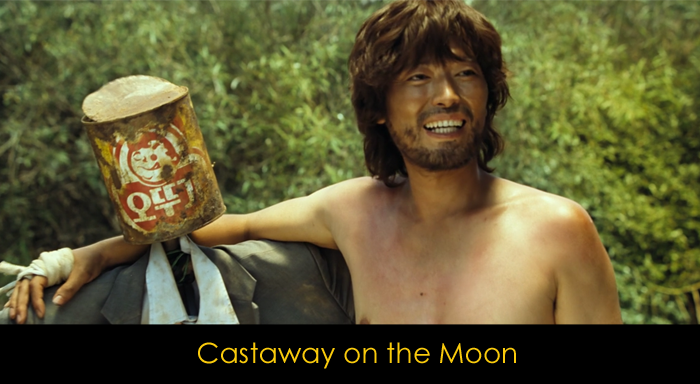 Castaway on the moon kore filmi