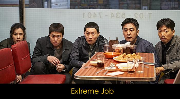 En İyi Kore Filmleri - Extreme Job