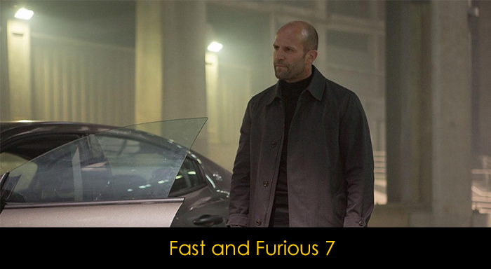 En İyi Jason Statham Filmleri - Fast and Furious 7