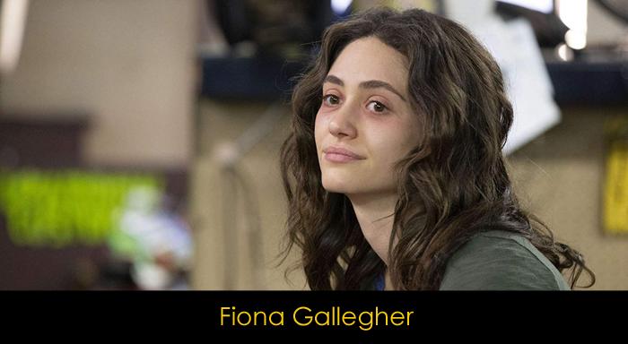 Fiona Gallegher - Shameless Oyuncuları