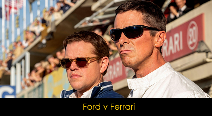 En İyi Biyografi Filmleri - Ford v Ferrari