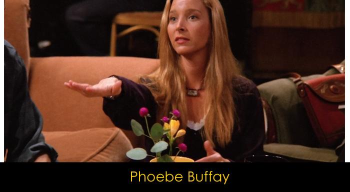 Friends Oyuncuları - Phoebe Buffay