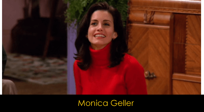 Friends oyuncuları - Monica Geller