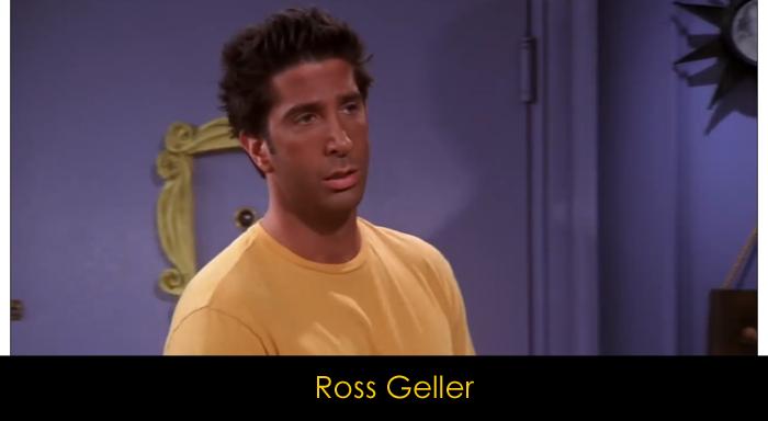 Friends Oyuncuları - Ross Geller
